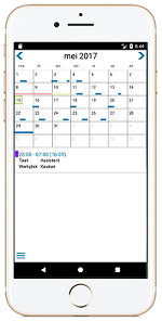 personeelsplanning app