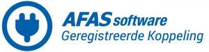 Geregistreerde koppeling met AFAS Software
