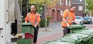 Afval personeelsplanning